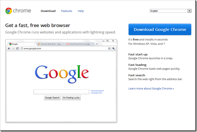 click to grab your FREE CHROME BROWSER